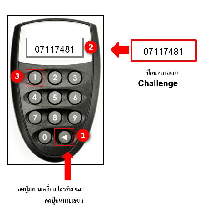 ใส่เลข Challenge