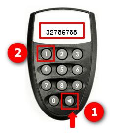 เครื่อง Secure Pass/Token